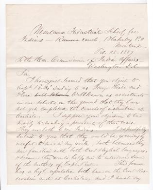 Response to Objection of Employment of Flora Well Known and George Hill