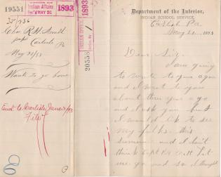 Charles Smith Requests to be Returned Home