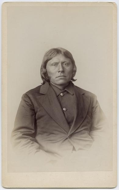 Joactoras, Arapaho chief [version 3], c.1885