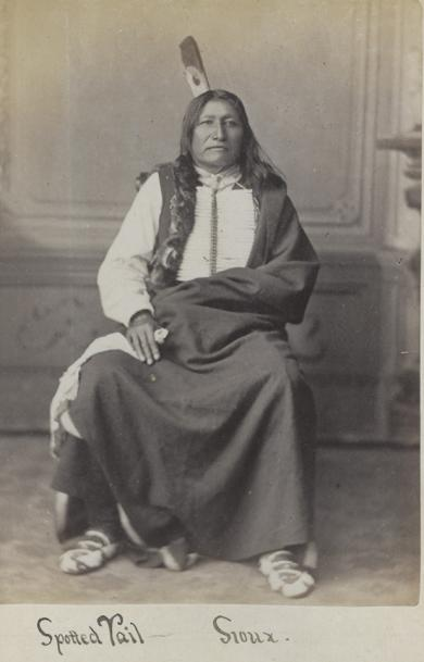 Spotted Tail, c.1880