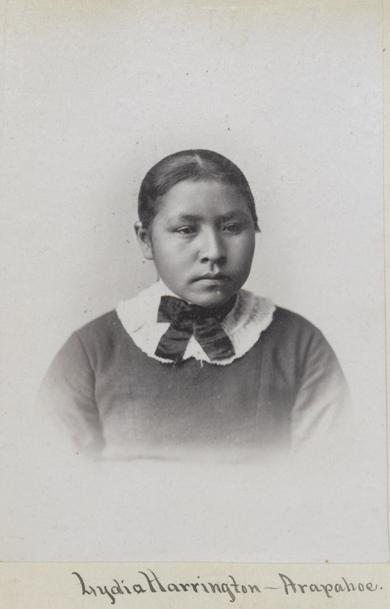 Lydia Harrington [version 2], c.1881
