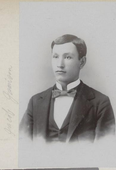 Jacob Jamison, c.1894