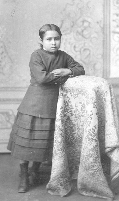 Jennie Conners, c.1882
