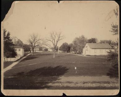 Carlisle School Grounds, #2, c.1895