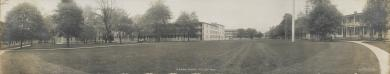 Carlisle Indian School campus panorama, 1909