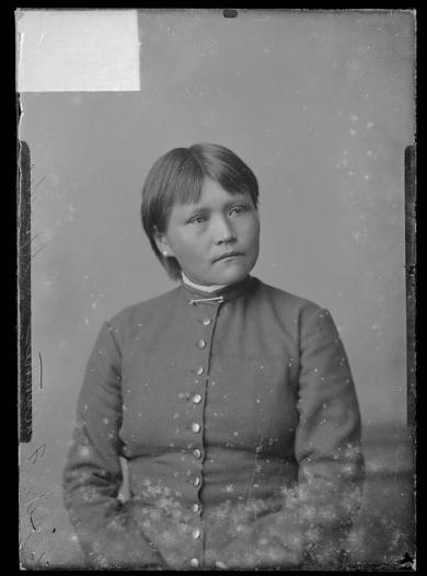 Ada Fox Catcher [version 1], c.1885