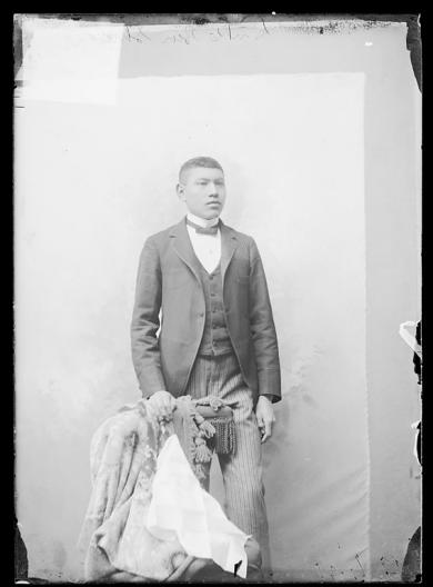 Luke Bear Shield, c.1887