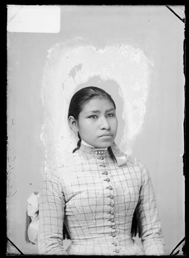 Candelaria Quintana [version 1], c.1885