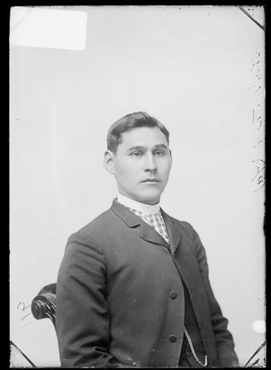 Theodore North, 1888