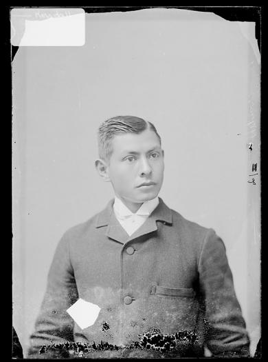Henry Kendall, c.1884