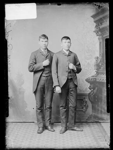 Peter Cornelius and William Baird, c.1886