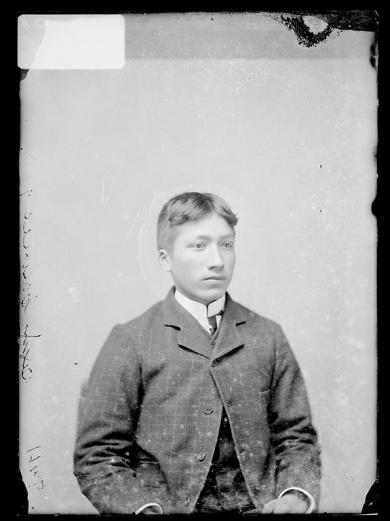 Benjamin Caswell [version 1], c.1890