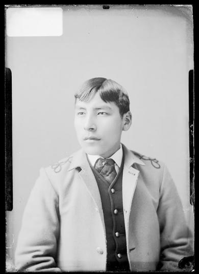 George Baker, c.1882 [version 1]