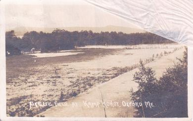 Kamp Kohut Athletic Field, c.1913