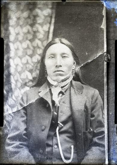 Young Spotted Tail, c.1880
