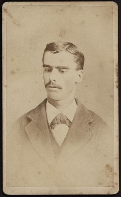 Unidentified Male, c.1880