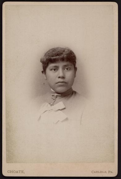 Esther Miller [version 2], c.1885
