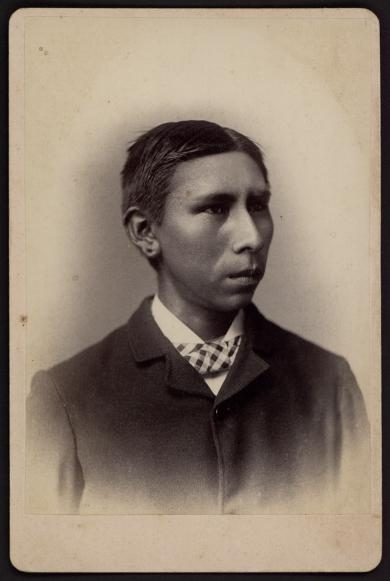 Max Spotted Tail, c.1886