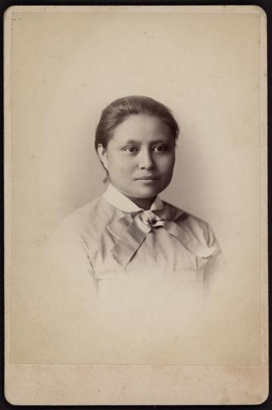 Nancy McIntosh, c.1886