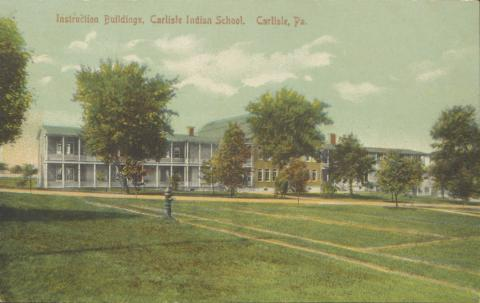 Carlisle Indian School papers - CIS-MC-002