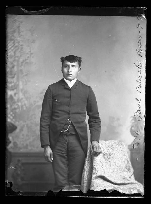 John Nicholas Choate Glass Plate Negative Collection at Dickinson College