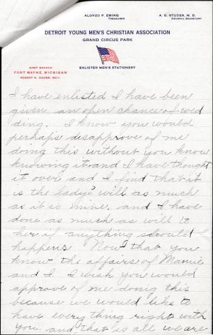 George May Student File