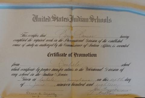 Cyrus Conner Student File