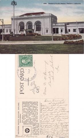 Mary Welch Student File