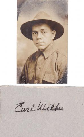 Earl Wilber Student File