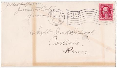 Edith Smith Student File