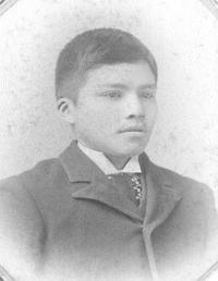Louis Caswell, c.1891