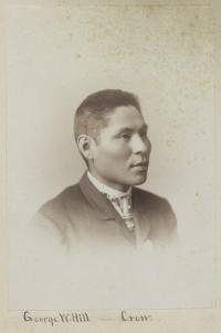 George W. Hill [version 2], c.1884