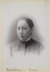 Josie Vetter [version 2], c.1885