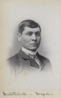 Arnold Woolworth [version 2], c.1884
