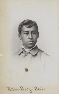 William B. Peery, c.1882