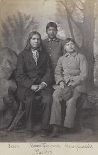 Jiron, Harvey Townsend, and Henry Kendall, c.1886