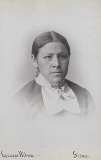 Louise Wilson [version 2], c.1884