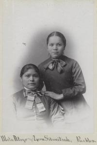 Meta Atsye and Lora Situwitsuh [version 2], c.1885