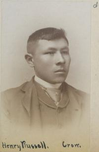 Henry A. Russell, c.1885
