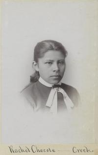 Rachel Checote [version 2], c.1882
