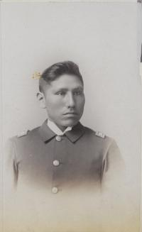 Unidentified male student #31, c.1890