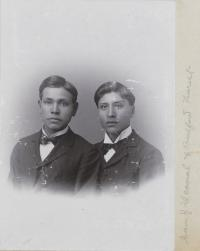 Samuel Decora and Bedford Forest, c.1894