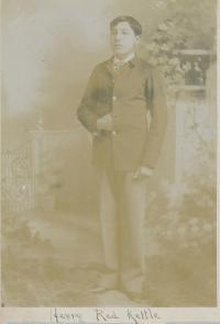 Henry Red Kettle, c.1895
