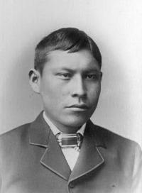 Clarence Powder Face, c.1885