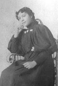 Jeanette Buckles, c.1892