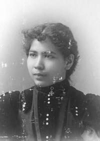 Cynthia Webster, c.1895