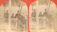 Five Sioux students [version 1], c.1879