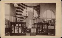 Exhibit at the 1893 World's Fair