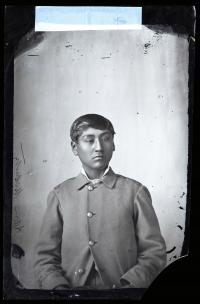 Adam McCarty [first pose], c.1882