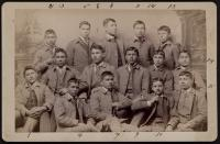 Carlisle Indian Printers, c.1888